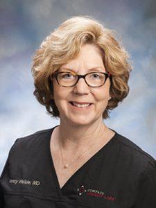 Dr. Nancy Weible Portrait